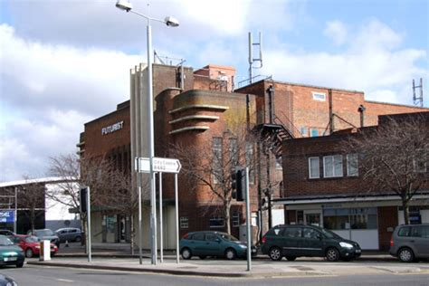 futurist cinema valley road nottingham