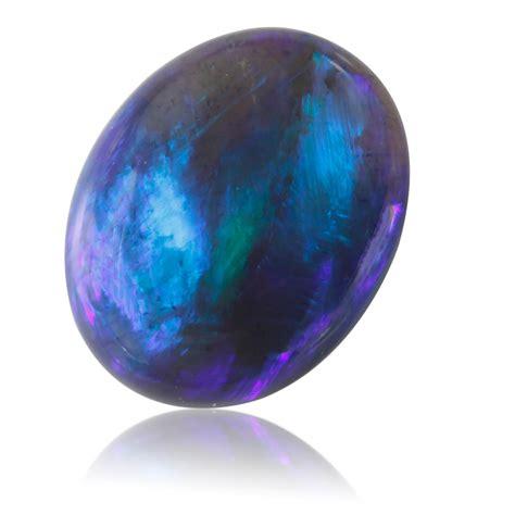 lightning ridge black opal oval 2 76ct king gems
