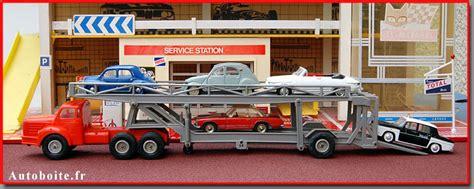 Porte Voiture Pour Cing Car by Camion Porte Voitures 1 43