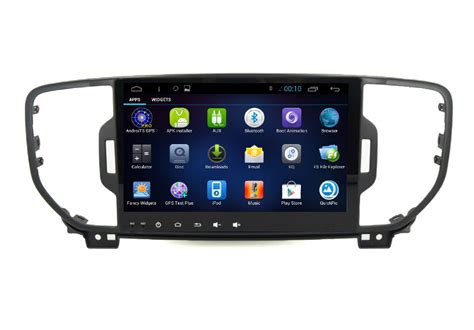 best 2 din car stereo 2 din car stereo radio system android for kia sportage