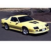Yellow Iroc  Mitula Cars