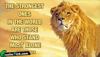 Quotes About Turning A Blind Eye Lion Quotes And Sayings Quotesgram