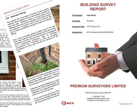 Building surveys in London & Kent, Structural Survey