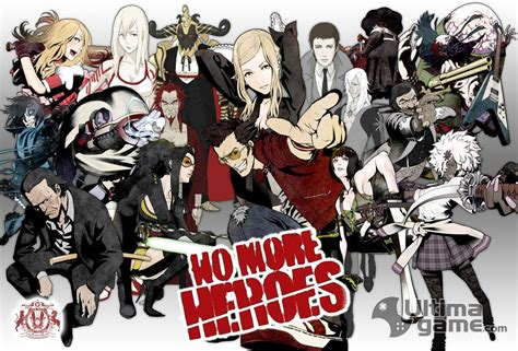 More From 2 by Suda 51 Announces Travis Touchdown From No More Heroes