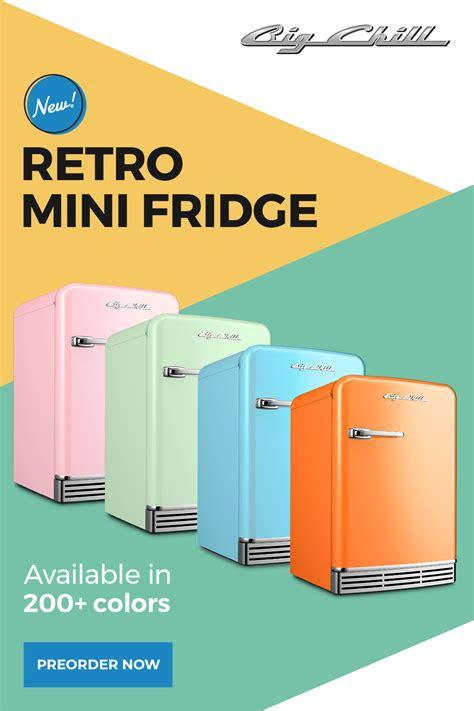 mini fridge   mini fridge retro big chill