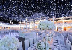 String Lights Ceiling 23 Ways To Transform Your Wedding From Bland To Mind Blowing