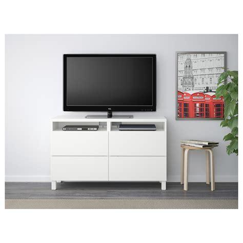 ikea com besta best 197 tv bench with drawers lappviken white 120x40x74 cm