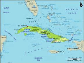 Map Of Florida And Cuba by Florida Keys And Cuba Map