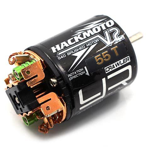 Motor 540 Brushed 27t 45t 55t yeah racing 540 brush motor yeahracing mt 0016 hackmoto v2 55t 540 brushed motor