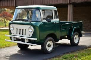 1961 Jeep Truck 1961 Willys Fc150 161859