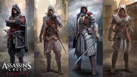 assassin s assassin s creed identity announced for ios vg247