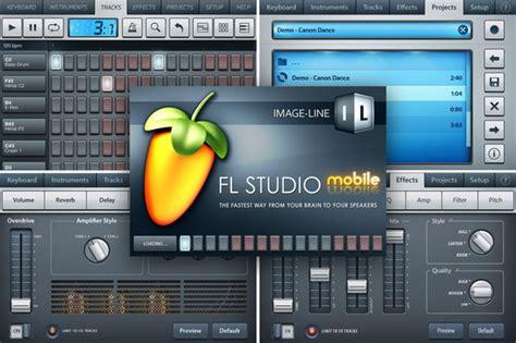 fl studio mobile ios free image line fl studio mobile app for ios in development