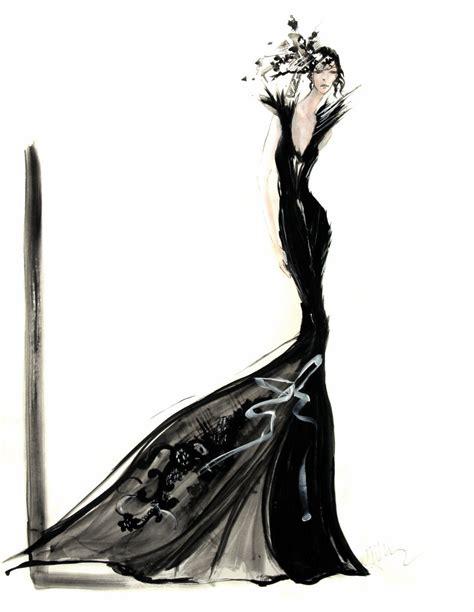 fashion illustration david downton fashion illustration focus on millinery uglylovelysahar