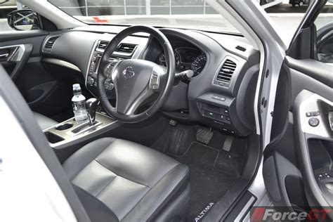 2014 Nissan Altima Interior by 2014 Nissan Altima St L Interior Forcegt
