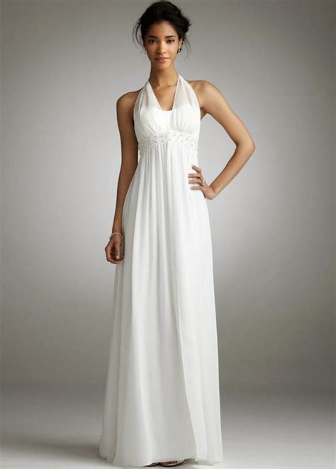 Informal White Wedding Dresses informal white wedding dresses style design