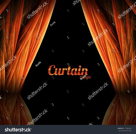 magic curtain magic curtain stock photo 117085282 shutterstock