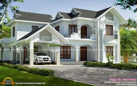 kerala home design thiruvalla kerala model dream home designed by green homes