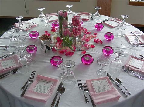 table centerpiece decorations ideas for table centerpieces with reception stroovi