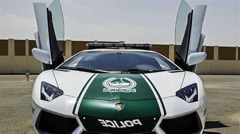 Lamborghini Aventador Cop Car Dubai Unveils 500 000 Lamborghini Cop Car Green Prophet