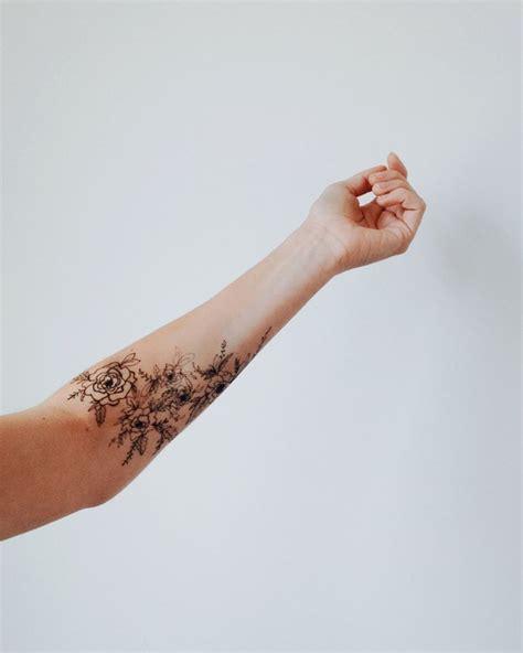 Flower Power Tattoos flower power ideen t 228 towierungen i
