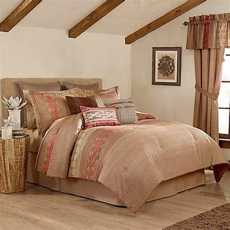 raymond waites bedding raymond waites monteray comforter set bed bath beyond
