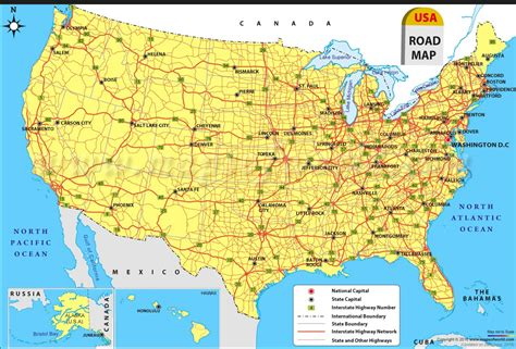 usa map for driving western us road map highways pictures to pin on