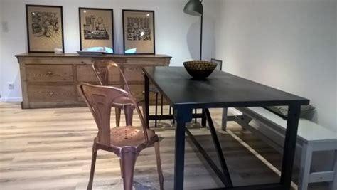 schöne stühle esstisch kerizel industrial design mit klaren linien pib