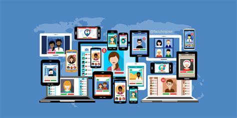 redes sociales con imagenes las redes sociales m 225 s importantes del mundo quot lista 2017 quot
