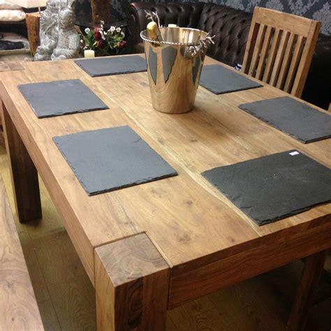 dining tables rustic dining tables dining tables solid acacia wood rustic dining table