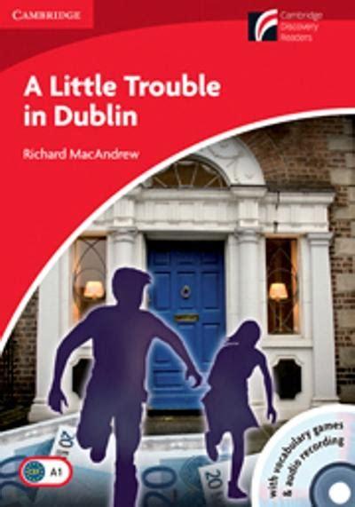 a little trouble in dublin richard macandrew comprar libro en fnac es
