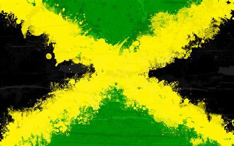jamaica wallpaper for walls graafix wallpaper flag of jamaica