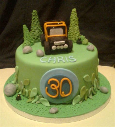 jeep cake tutorial off road jeep cake cakecentral com