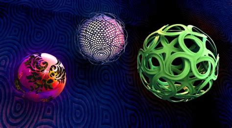 balls spheres shapes wallpaper hd   wallpapers