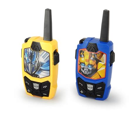 Walkie Talkie Transformer by Transformers M5 Walkie Talkie Transformers Licenses