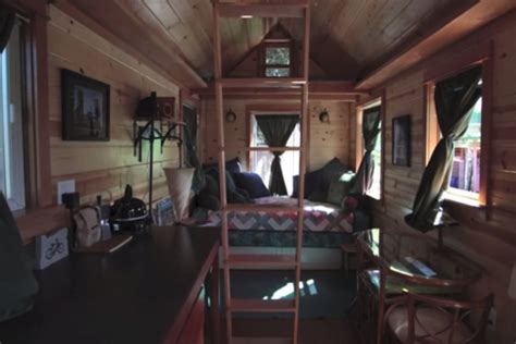 Caravan Tiny House Hotel Is The Country S First Of Its Caravan The Tiny House Hotel