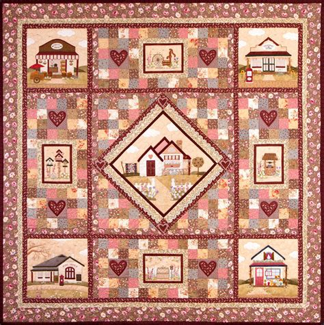 Country Quilt by A Bit Country Quilt Quilters