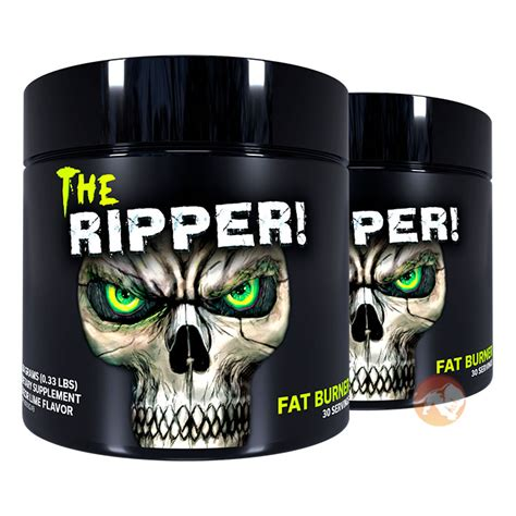 Dijamin The Ripper 30 Servings Burn By Cobra Labs Burner the ripper pre workout sport fatare