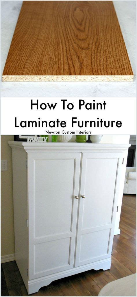 how to prepare kitchen cabinets for painting 1000 ideas about redo laminate cabinets on pinterest