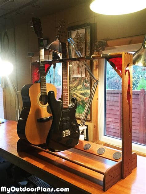 dragon multi guitar stand myoutdoorplans