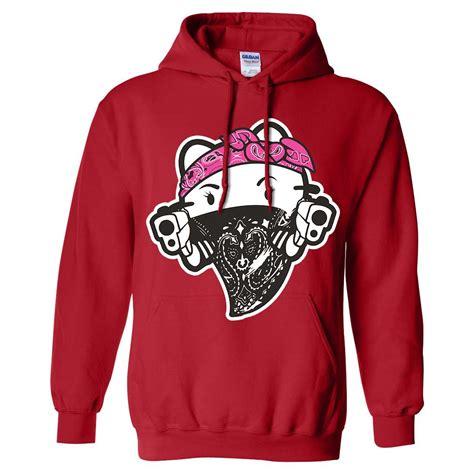Hoodie Hello hello gangster thug sweatshirt hoodie ebay