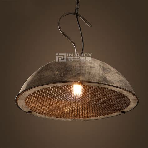 Iron Ceiling Lights ᗖvintage Industrial Iron ヾ ノ Led Led Loft Corridor L Ceiling Light Chandelier Droplight