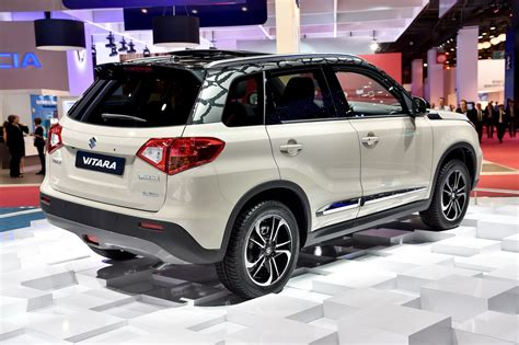 Suzuki Vitars Suzuki S New Vitara Suv Goes Mainstream In
