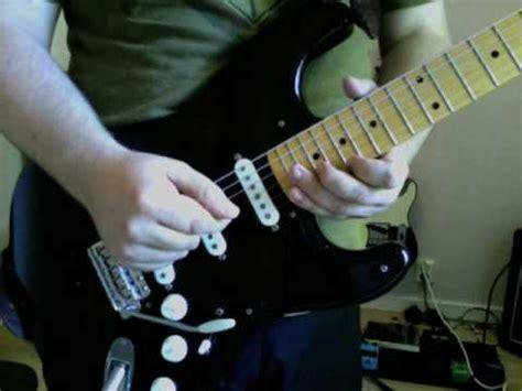 comfortably numb tutorial david gilmour guitar tutorial comfortably numb quot waving