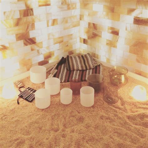 salt room nyc where to experience sound baths in nyc well