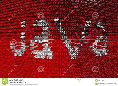 Drafting Online Free texture binary code java stock illustration image 48730979