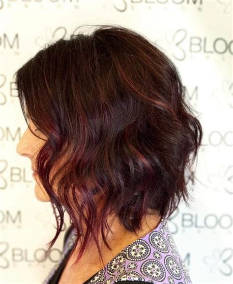 A Line Bob Hairstyle by 30 A Line Bob Haircuts You Ll Want To Try In 2018