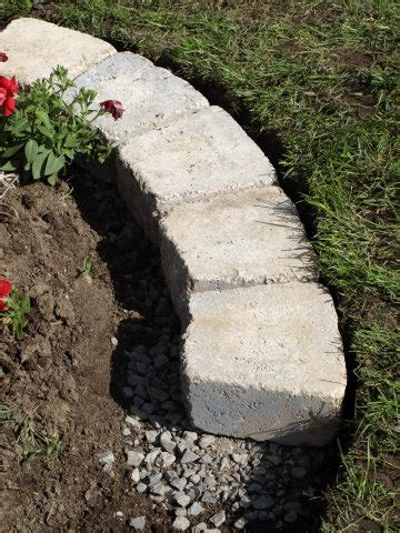 Building a retaining wall around a tree   Handy Owner
