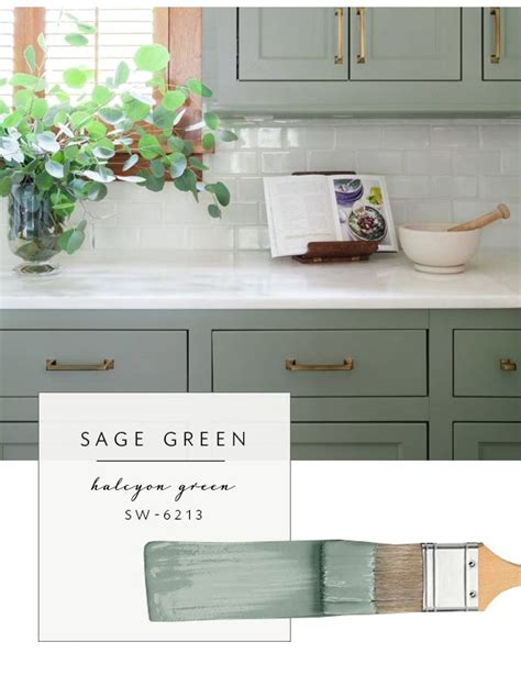 sage green kitchen ideas our top color palette trends spring 2017 sage green