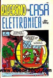 la casa fumetto fumetti disney paperino e la casa elettronica free