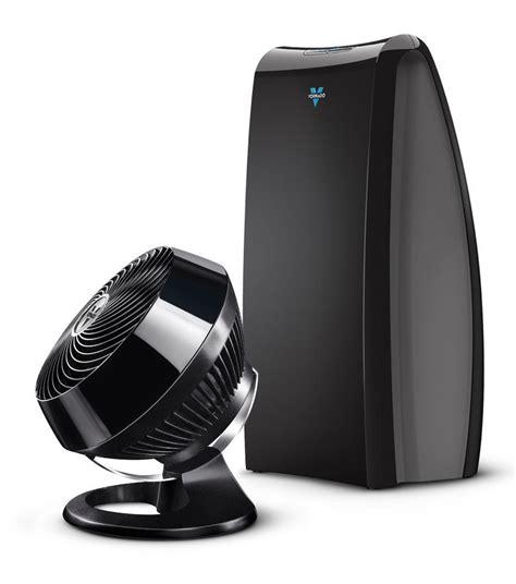 vornado vortex  floor fan  air circulator  ac air purifier black vornado